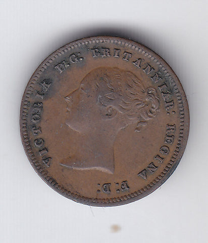 Picture of Victoria 1844 Half Farthing