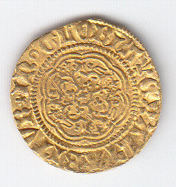 Picture of Henry VI Gold Quarter Noble