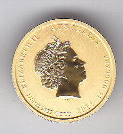 Picture of Australian 2014 Fifteen Gold Dollar