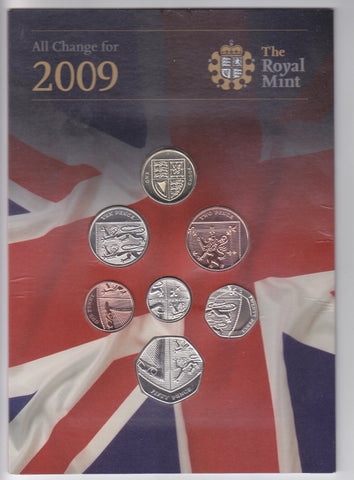 Picture of Elizabeth II 2009 Proof Set