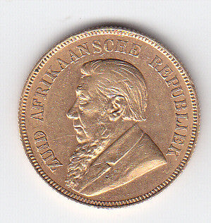 Picture of South African 1898 Gold One-Pond