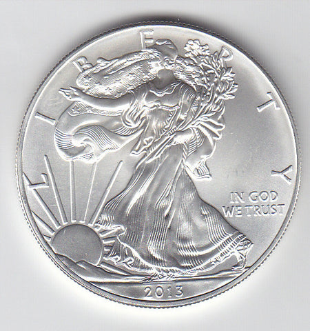 Picture of Silver Eagle 2013