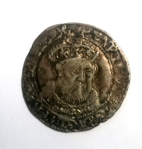 Picture of Henry VIII Silver Groat