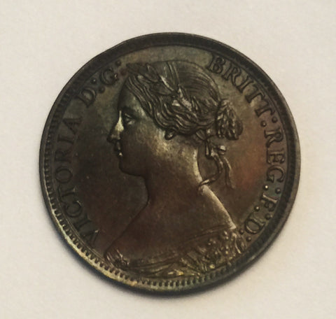 Picture of 1873 Victorian Farthing