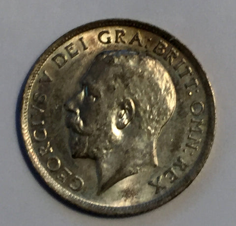 Picture of 1915 King George V Silver Shilling