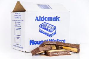 NOUGAT WAFERS (54 PER BOX)