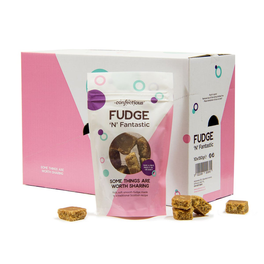 FUDGE N FANTASTIC (10 X150G)