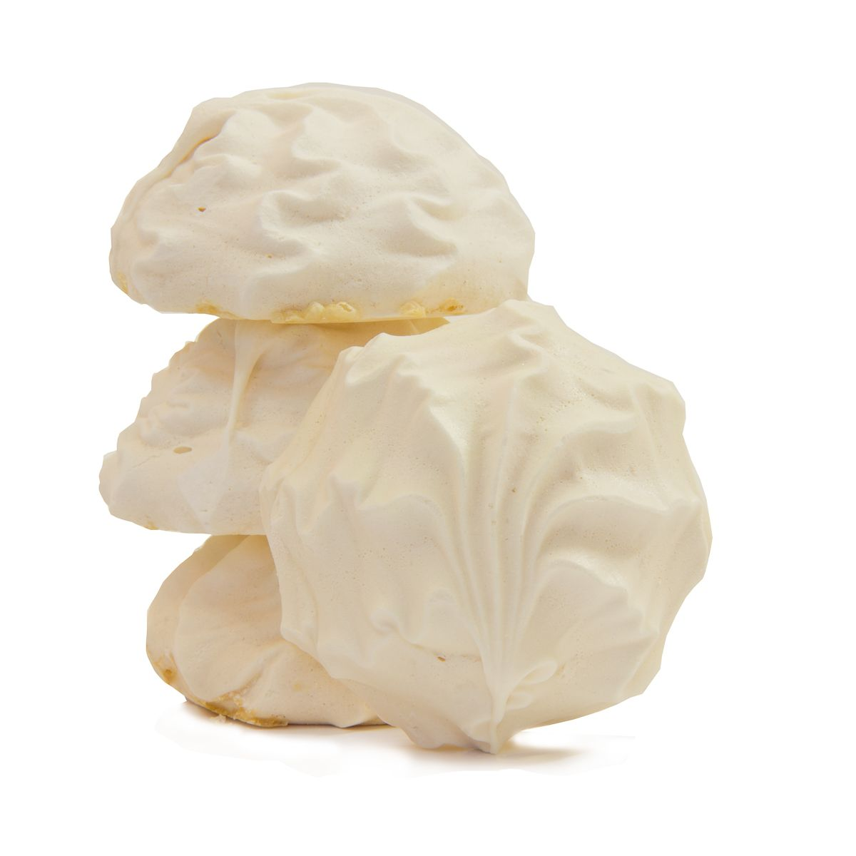 MERINGUE MEDIUM SHELLS (64 PER BOX)