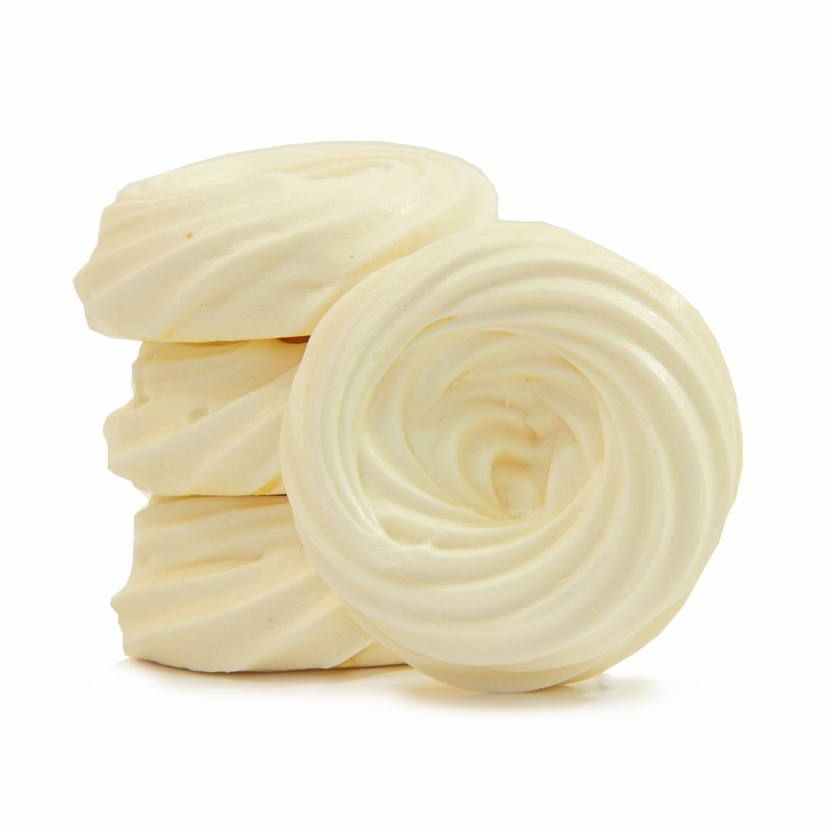 MERINGUE NESTS - PIPED (60 PER BOX)