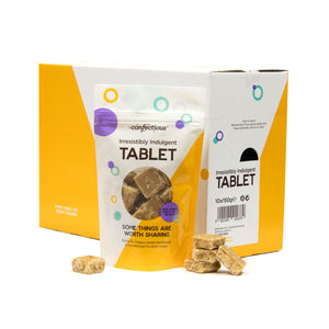 IRRESISTIBLY INDULGENT TABLET (10 X150G)
