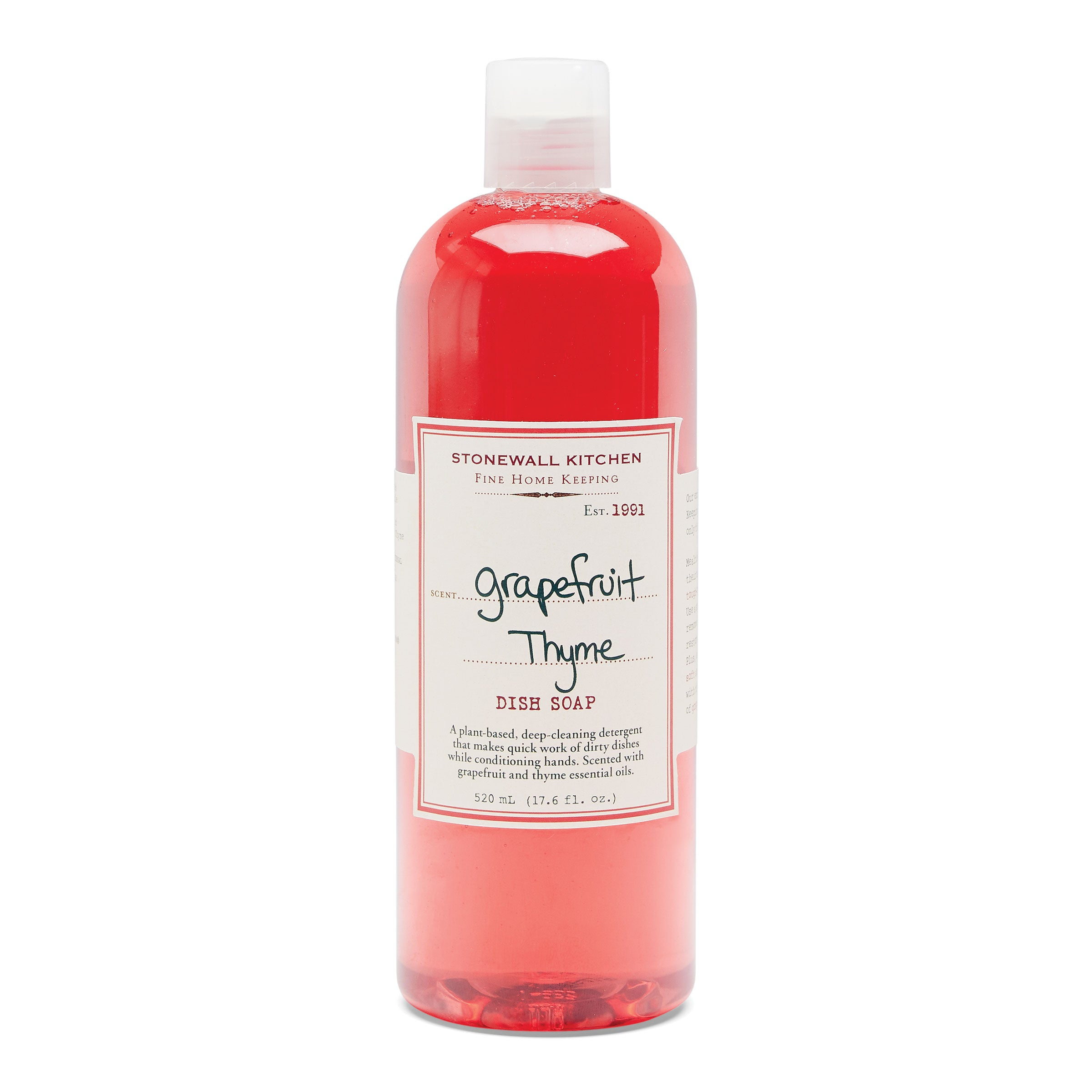 Grapefruit Thyme Dish Soap