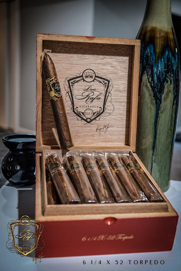 6 1/4 X 52 Torpedo Habano - Don Rafa Distributors