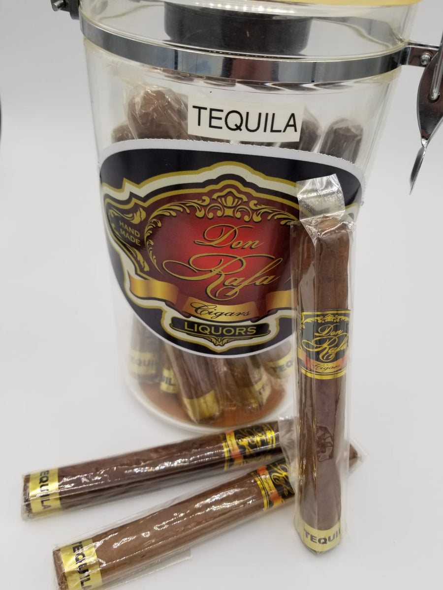 Tequila Infused Liquor - Don Rafa Distributors