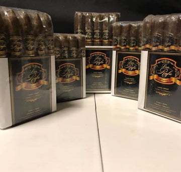 Robusto 5 x 50 Bundle Cigars (25 Count) - Don Rafa Distributors