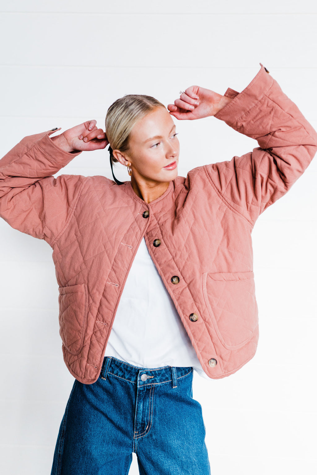 Willow Quilted Jacket