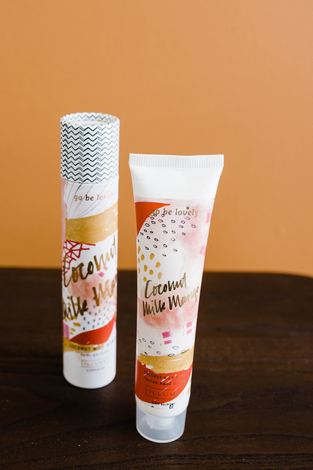 Coconut Milk Mango Hand Cream
