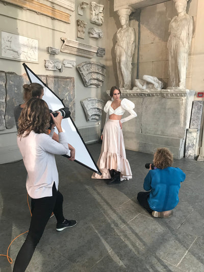 Behind The Scenes: AW19 Photo Shoot