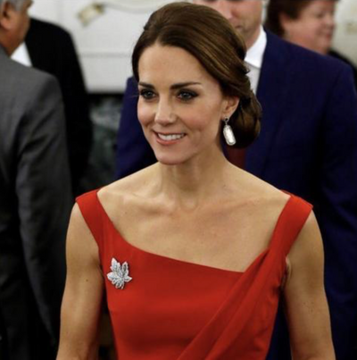 Who's Wearing Soru: HRH The Duchess of Cambridge