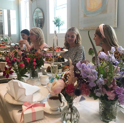 Soru Jewellery The Fashion Bug Blog Afternoon Tea at Fenwick Bond Street