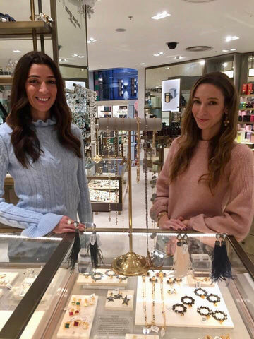 Soru Jewellery launches at Fenwick Bond Street