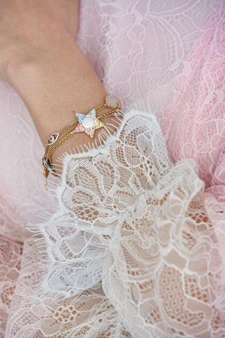 The Fashion Bug Blog X Soru Rainbow Star Bracelet