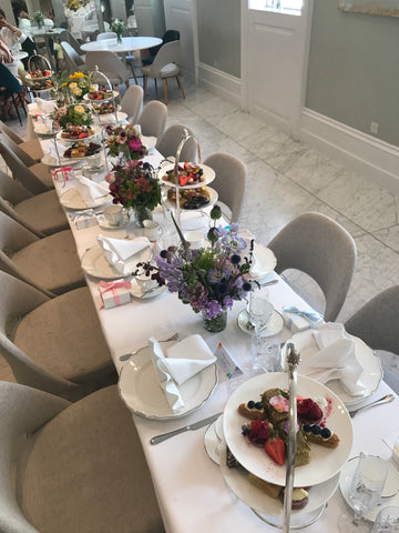 Fenwick Soru Jewellery afternoon tea