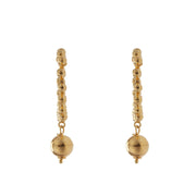 soru jewellery Sorrento gold  earrings