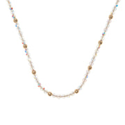 Gia Crystal necklace, soru sparkly crystal necklace