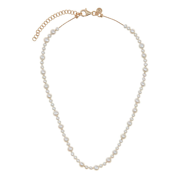 soru jewellery perla necklace, soru pearl necklace