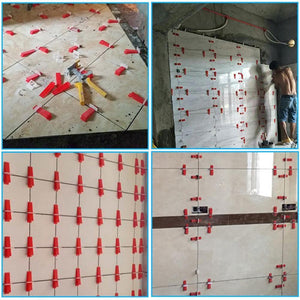 Tile Leveling Spacing System
