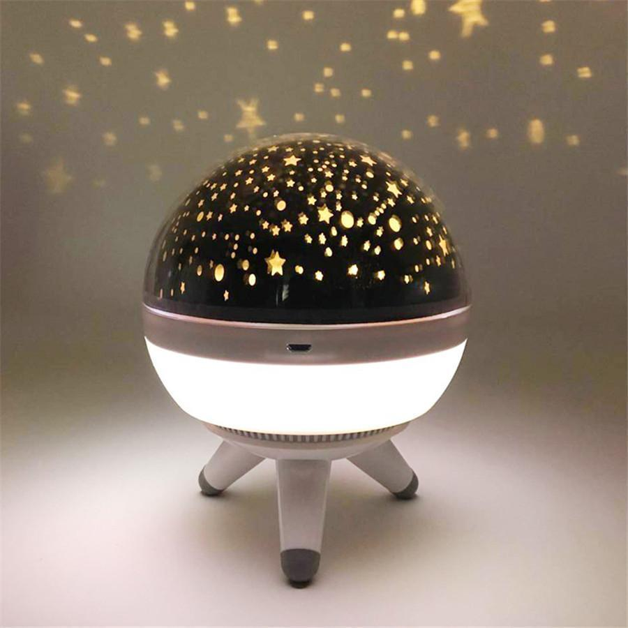 Sleepy Sky Nightlight Projector