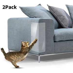 2Pcs Cat Scratch Guard Furniture Protector