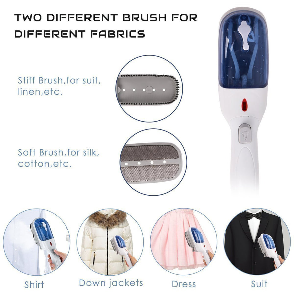 Upgrade Version: Portable Brush Steam Electric Iron - LIMITED SALE, ENDING THIS WEEKEND