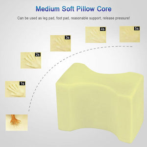 Orthopedic Memory Foam Hip Alignment Knee Pillow