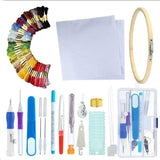 Embroidery Pen Knitting Sewing Tool Kit
