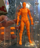 Movable Action Figure Model