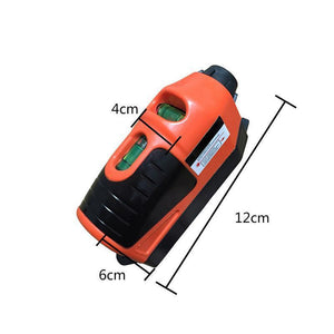 Multifunctional Portable Infrared Laser Level Meter