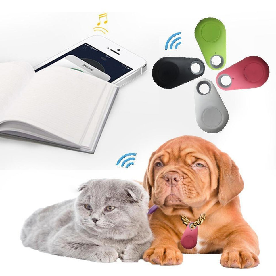 Pets Smart Mini Waterproof GPS Tracker