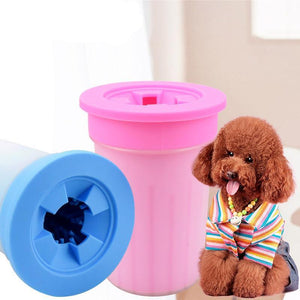 Soft Pet Foot Washer