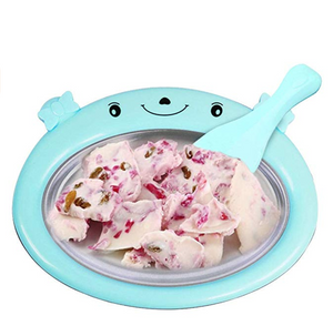Cold Plate Ice Cream Maker