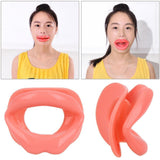 Silicone Rubber Face Slimmer Exercise