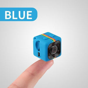 Smallest Full HD Night Vision Motion Detection Voice and Video Recorder