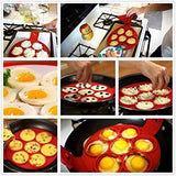 Exclusive Silicone Cooking Pancake Maker