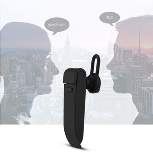 Portable Multi-Language Bluetooth Smart Voice Translator