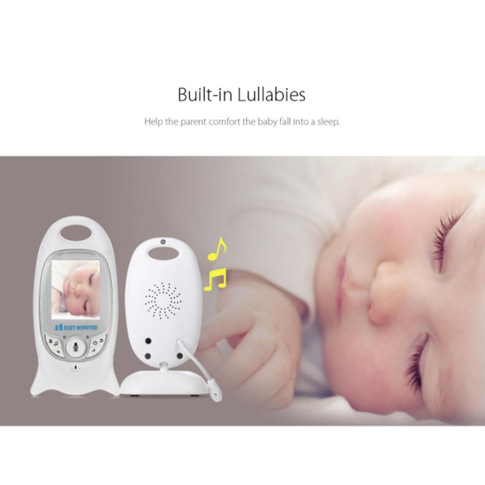 Wireless Infant Baby Monitor