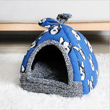 Max - Soft Fleece Pet Igloo Bed