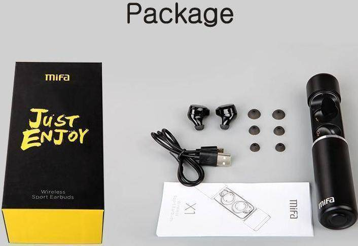 True Wireless Bluetooth Earbuds