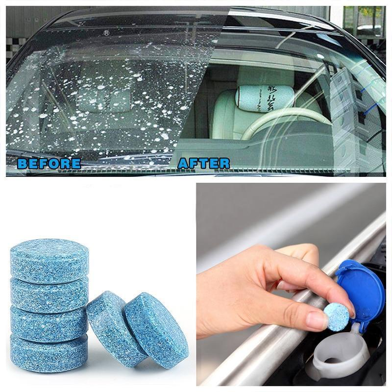 KleanKar - Windshield Glass Cleaner Tablets