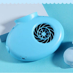 Portable Neck Fan for Travel And Outdoors