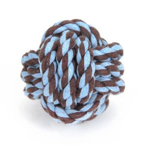 Pets Rope Ball